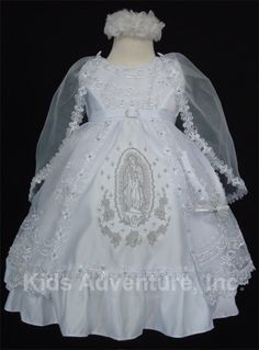 Adult Baptism Dress 45