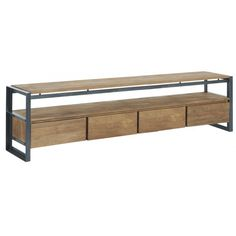 d-Bodhi Fendy TV Dressoir - 4-Laden - L250 x B40 x H56 cm