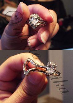 9 Best Interlocking Rings Images Rings Wedding Rings