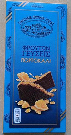 Greece - Orange Chocolate