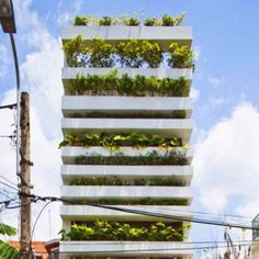 Natural Environment In HighDensity Housing Futuristic NEWS