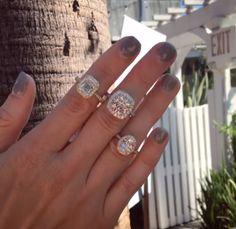 👋🏻on to the next week. 💍💎✨ #dgellerandson #sundayfunday #turnerfieldfarewell #tacori #platinumring #engaged #proposal #diamondring #engagementring #gobraves