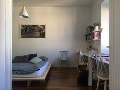 Käsittelemätön Japan sänkyrunko. Saatavana myös hunajan värisenä sekä mustana. Bed, Furniture, Instagram, Home Decor, Homemade Home Decor, Stream Bed, Home Furnishings, Beds, Decoration Home