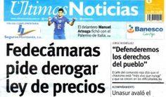 Ultimas Noticias Vargas lunes 7 de diciembre 2015