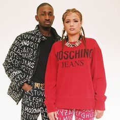 More from our ninety fly shoot - #moschino