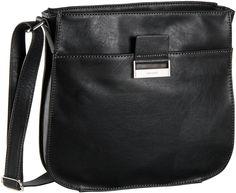 Gerry Weber Talk Different Shoulder Bag Black - Umhängetasche