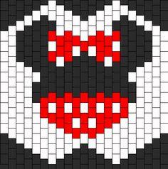 Minney_mouse_surgical_mask by on Kandi Patterns Kandi Mask Patterns, Pony Bead Patterns, Beading Patterns, Pony Bead Projects, Crochet Projects, Diy Face Mask, Face Masks, Kandi Bracelets, Beaded Banners