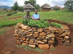 """Résultat de recherche dimages pour """"keyhole garden africa"""""""