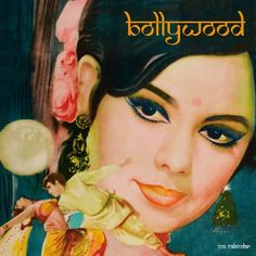 old Bollywood glam #classic bollywood #vintage indian inspiration 60s