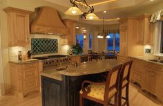 Estate Home Kitchen
