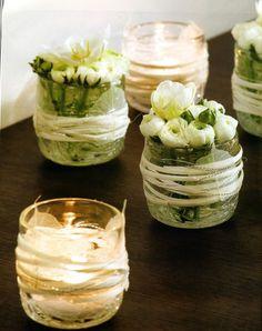 букет невесты - фото из fleure fc sp x-mas 2009021 Table Flowers, Diy Flowers, Flower Decorations, Table Arrangements, Floral Arrangements, Fleurs Diy, Wedding Ceremony Flowers, Wine Decor, Deco Floral