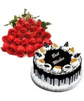 Pick online Delicious cake from the Taj Bakery and lovely red roses Valentine Day Offers, Romantic Valentines Day Ideas, Yummy Cakes, Valentine Day Gifts, Red Roses, Bakery, Make It Yourself, How To Make, Gifts For Valentines Day