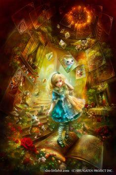 Alice Re:Do - http://www.shu-littlebit.com