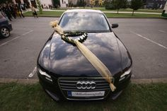 Summer Wedding, Dream Wedding, Wedding Day, Bridal Car, Wedding Car Decorations, Flower Car, Wedding Rentals, Wedding Goals, Floral Wedding