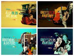 mooie serie met collages