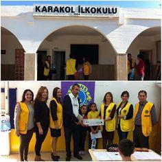 @magusakalelions & 100 yıl Mehmetçik Lions Club have #donated #one #LG projector to Karakol Junior #School.#weserve #lionsclubinternational #magusakalelions #famagustacastlelions #northcyprus #lionsclub #lionsfamagustacyprus #lionseverywhere #lions100 #magusa #kktc #trnc #kuzeykibris #kuzey #kıbrıs #lionsclubsinternational