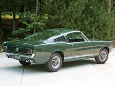 1966 Ford Mustang K GT Fastback                                                                                                                                                                                 More