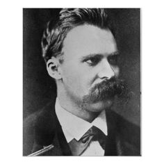 Shop Friedrich Wilhelm Nietzsche 1873 (b/w Poster created by bridgemanimages. Fine Art Posters, Friedrich Nietzsche, Custom Posters, Design Your Own, Custom Framing, Philosophy, Wall Art, Artwork, Youtube