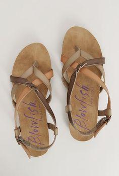 143de4ded32c Blowfish Granola Sandal - Women s Shoes in Birch Nude