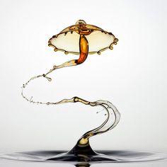 Todas las formas del universo en una gota de agua