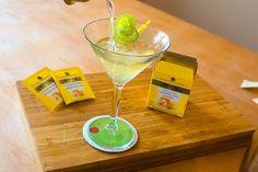 Coquetel de Camomila e Gin   BistroBox - Descubra novos sabores
