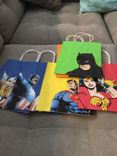 SuperHero Party! – DohlHouseDesigns