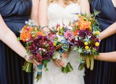 #bouquet  Photography: Lavender & Twine - lavenderandtwine.com  Read More: http://stylemepretty.com/2013/10/15/ojai-garden-wedding-from-lavender-twine/