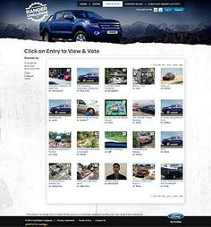 See how Ford does global social promotions. #casestudy #marketing