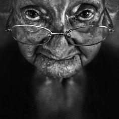 Lee Jeffries: Ein Fotograf, der die Seele von Menschen sichtbar macht #photography #portraits