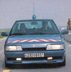 Renault 21 Gendarmerie Nationale