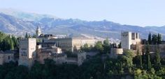 Альгамбра. Гранада
