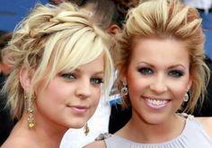 Dois lindos penteados  #cabeloscurtos #penteados #pelocorto