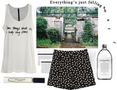 """""""I just take my time with all this shit, I still believe in that.."""" by maria-polyvore ❤ liked on Polyvore"""