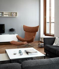 Urban design in form of the Living Chair Imola by designer Henrik Pedersen