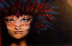 Colkiko.Art: Maschera veneziana