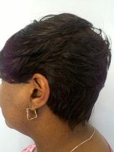Amazing Quick Weave And Blondes On Pinterest Short Hairstyles Gunalazisus