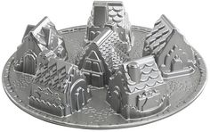 Nordic Ware Cozy Village Pan