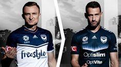 Melbourne Victory kits 2017-18 A-League season: home and away