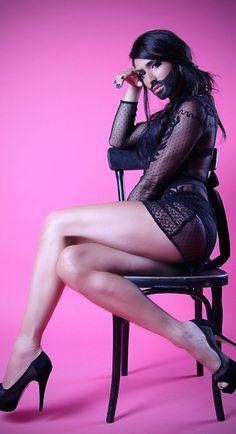 #Eurovision: qui es-tu Conchita Wurst? - Marie Claire