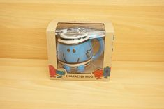 Mr Bump Character Mug - Boxed Mr men Coffee or tea Mug Mr Bump, Men Coffee, Mr Men, China Mugs, 3d Character, Tea Mugs, Mug Cup, Cups, Porcelain