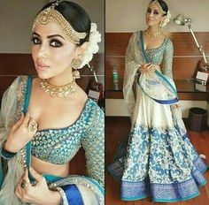 Want to know about the best Elegant Designer Indian Saree such as Elegant Design Sari plus Bollywood fashion then Click visit link for Indian Wedding Outfits, Bridal Outfits, Indian Outfits, Indian Wedding Makeup, Indian Makeup, Wedding Updo, Bridal Makeup, Bridal Hair, Wedding Dress