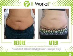 Can you imagine your body changing this much in just 8 days? Well now you can! I just finished helping Sam get set up on her 90 Day Skinny Wrap Challenge!!!!  She is ready to enhance her results and tighten up!!!!!  Who is next!? 4 wraps   45 minutes each   BOOM!!! I want YOU to see YOUR incredible before and afters!!!!!   I only have one spot left for my special! Message me !!!!!!!