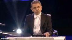Entre los personajes británicos más reconocidos que participaron en la inauguración de los Juegos Olímpicos, Mr. Bean fue el que se llevó la diversión de la no