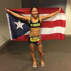 Tecia Torres takes on Michelle Waterson at UFC 194 in the MGM Grand Garden Arena.