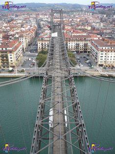 El Puente Bizkaia en la web http://www.puenting.net/puente-colgante-portugalete-getxo.htm