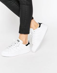 Image 1 of adidas Originals Stan Smith Bold Double Sole Sneakers