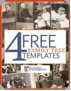 Have you downloaded your Free Family Templates yet?