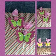 #Recuerdo infantil #mariposas #dulces