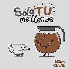 Encantadores recortes como este podrás encontrar en http://www.cafescaballoblanco.com/blog/smile-coffee/