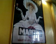 Sophisticated MARTINI Vintage Poster  #Afrique's #Poster #Martini #Vintage #Iloilo #Iloilo City #Philippines Iloilo City, Martini, Vintage Posters, Philippines, Baseball Cards, Painting, Image, Poster Vintage, Painting Art
